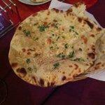 Garlic Nan Bread