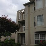 Exterior view of the Homewood Suites Seattle - Tacoma Airport