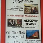 Museum information
