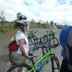 pre talk bike check