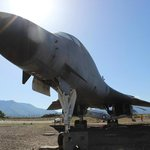 B-1B Lancer at the Hill Aerospace Museum
