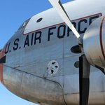 C-124 Globemaster II at the Hill Aerospace Museum