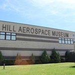 Hill Aerospace Museum, main building