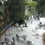 Jardim + Café