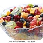 Fresh Seasonal Fruit Every Morning