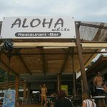 Glyfada beach Aloha White