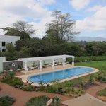 Hemingways pool