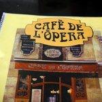 Photo of Cafe de L'Opera