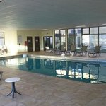 The pool at the La Qunta in Davenport