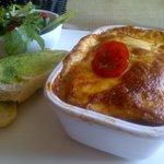 Dorset beef lasagne