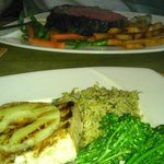 Swordfish and Prime Rib