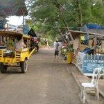 Gili main road