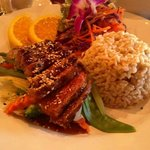 Lunch Teriyaki Beef