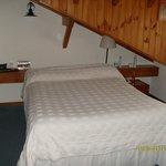 ¡Cuidado con la  cabeza en el dormitorio!
