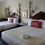 nice room, OK hotel
