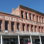 The Old Washoe Club