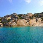 """The """"Flat Stones"""", a gorgeous spot reachable by boat - I Sassi Piatti, raggiungibili in barca"""