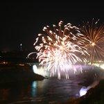 Friday's Fireworks