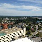 View from 19th floor front door Tower II