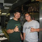 In Helena's Kitchen with Craig Katsuyoshi ... Mahalo!