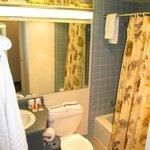 Days Inn Thermopolis: bathroom