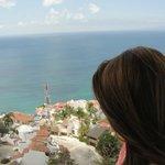 Vista de todo Vallarta