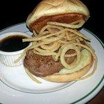 Center cut Premium Choice USDA Filet Steak Sandwich