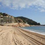 Beach inTossa