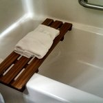 Bathtub Bench
