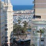 Explanada y Puerto de Alicante