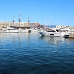 Puerto de Alicante - Marina deportiva