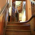 Kipling's stairwell