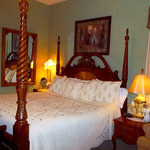 The Victorian Room with King Bed
