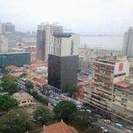Luanda desdeo 11º andar do Skyna