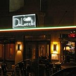 Caffe Delucchi by night
