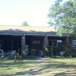 Addo Backpackers - main house