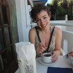 Colazione sul balconcino! (ps: acquistate lo zucchero!) ;)