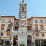 Rimini, oude stad