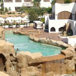one of the pools at the Elisir spa