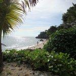 la spiaggia del Chiringuito