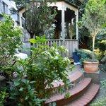 Côté jardin -