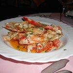 Des pinces de King-Crabes - excellent -