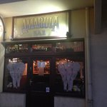 Amerula bar by metro station