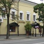 """Отель """"Джузеппе"""" на Кремлевской улице в 3 мин. от казанского """"Арбата"""""""