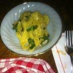 """the """"Napoli"""" dish"""