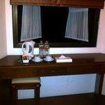 Standard Amenities in Room