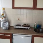 πληρως εξωπλισμενη κουζινα