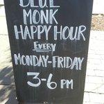 Blue Monk pub