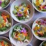 l'insalata fiorita