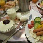 コンフォート ホテル ウィーマー ・・・館内レストラン朝食はこんな感じ!